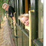 boys on train