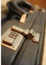attorney's briefcase