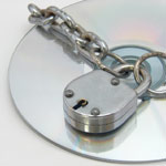 cd locked and chained