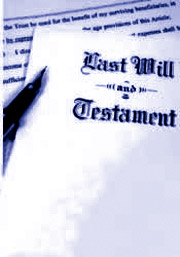How to write a will that is legally binding for Writing a will free template