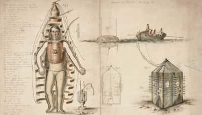 diving dress 1810