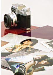 camera film and photos