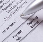 loan calculation sheet