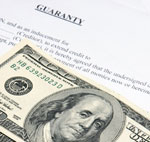 Guaranty agreement and money