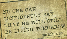 Quote by Euripides