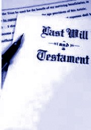 How to write a will that is legally binding how to write a will solutioingenieria