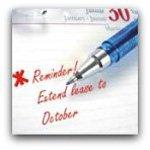 Rental notes