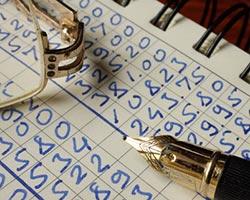 trustee accounting sheet