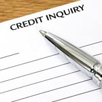 credit inquiry form