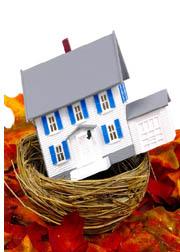 property as nest egg