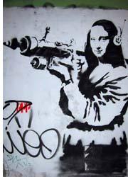 Mona Lisa Wall art