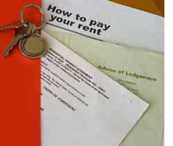 how to pay rent