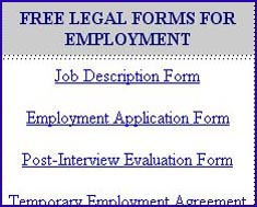 Free Legal Forms Online No Registration Or Payment Required - Free legal forms to print