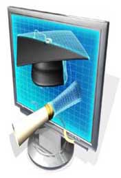 computer with degree