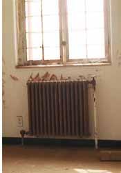 apartment heater