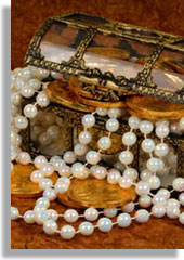 jewelry offered as collateral