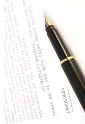pen and agreement