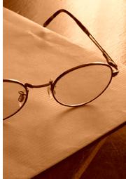 envelope with specs