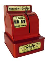 red cash register