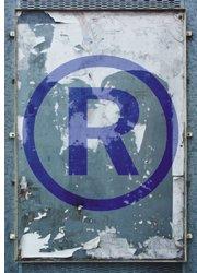 registered trademark on board